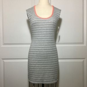 NWT Mimi Chica Striped Mini Dress